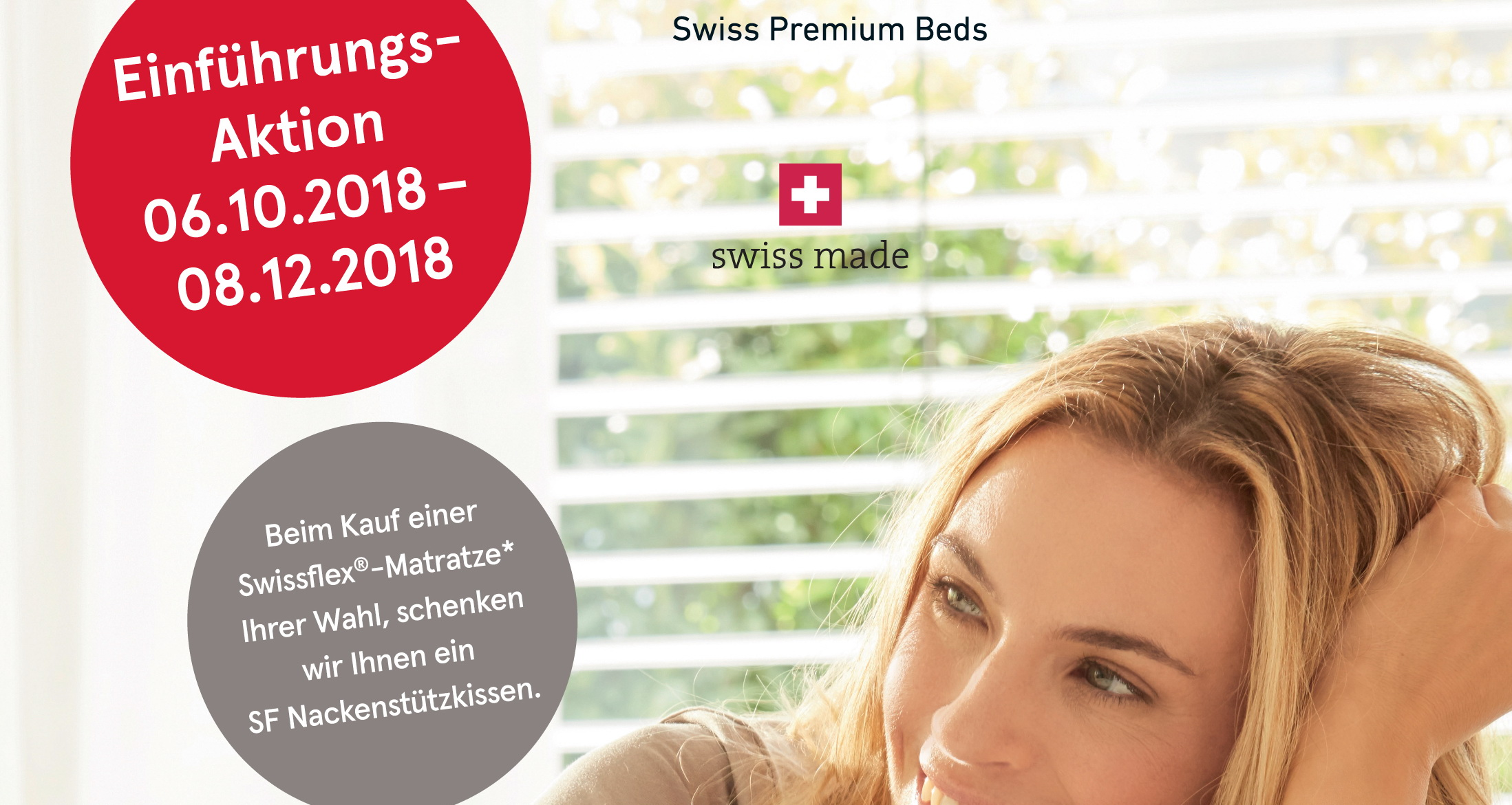Swissflex Hybrind Aktion Start 2