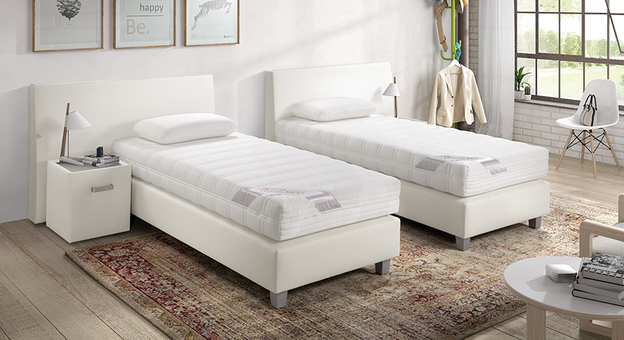 Velda Boxspring Downtown Uno 2